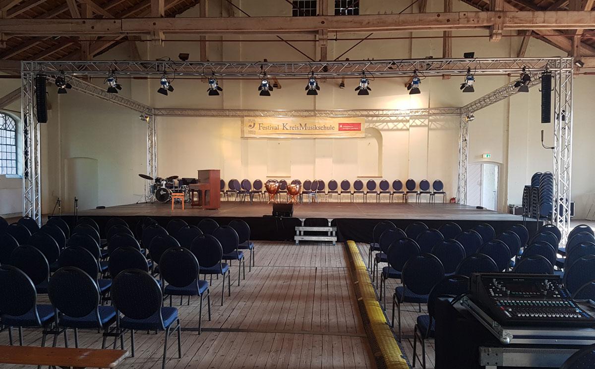 wotersen-kreis-musikschule-festival Veranstaltungstechnik